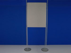 Poster board hire rental