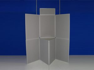 Display panel hire rental Brighton