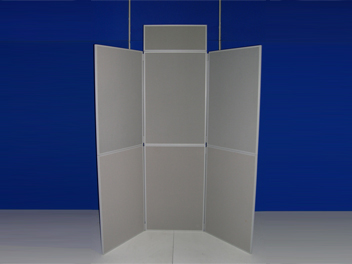 Display panel hire rental Manchester