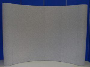 Display panel hire rental Kent