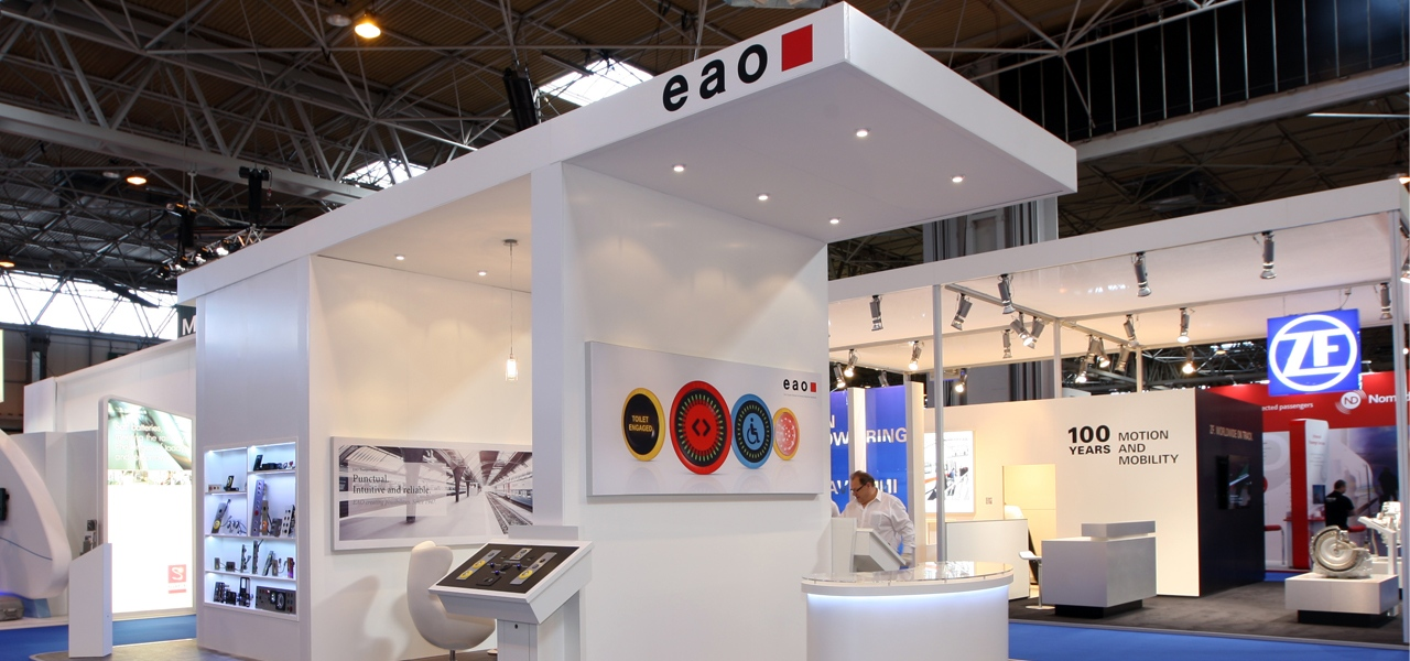 Custom Exhibition Stand Examples : Hendry exhibitions for exhibition panel hire and custom