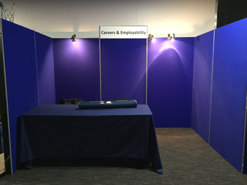 Exhibition panel hire rental Kent